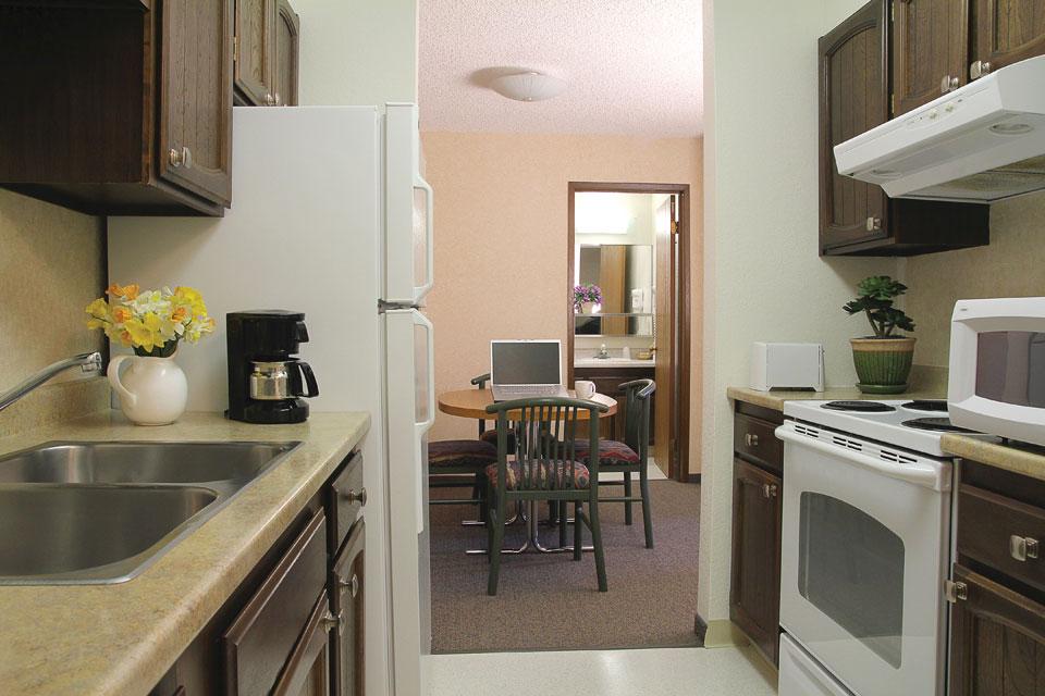 2 Bedroom -kitchen